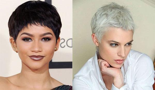 Cortes de cabello corto para mujer